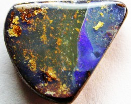 10.63 CTS BOULDER  OPAL -GLOSSY FINISH  [MS4626]