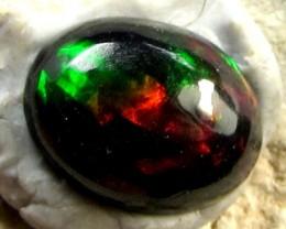 1.3 CTS Smoked Black  Ethiopian Opal  code QOM 887