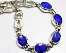 Silver Opal Bracelets