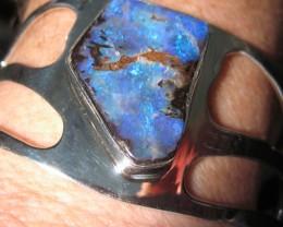 OpalWeb -  Cts .925 Sterlig Silver Opal Pendants