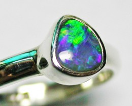 7 RING SIZE SOLID OPAL FACTORY DIRECT [SOJ2471]