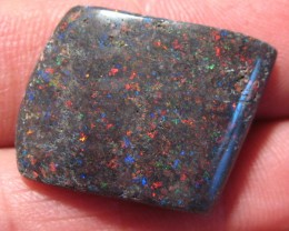 Unusual Sugar Treated Andamooka Matrix Opal.