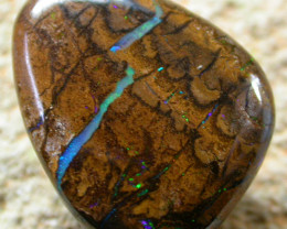 12.01 CTS BEAUTIFUL PATTERNED YOWAH STONE 4 [AUY 117 ]