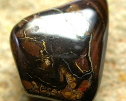 BEAUTIFUL PATTERNED YOWAH STONE [AUY 147 ] 18.60  CTS