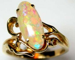 UNIQUE OPAL RING FROM JB COLLECTION RING SIZE 7 SCO359