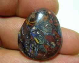 *ONA* NATURAL BOULDER OPAL MATRIX - YOWAH 21.91ct [ONAY38]