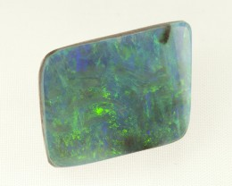 28.4ct Teal Freeform Boulder Opal (BO47)