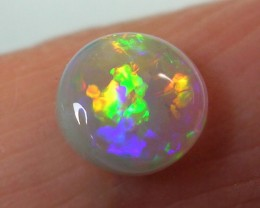 LIGHTNING RIDGE SOLID CRYSTAL OPAL #1403M88
