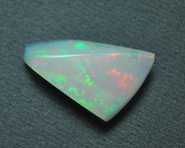 11.35ct MASTERCUT WHITE BASED WELLO GEM OPAL PENDANT STONE - REDUCED