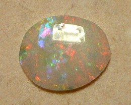 1.9ct Coober Pedy parcel of 3 small opal perfect polish