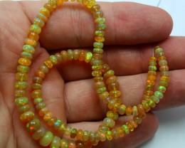 100 % NATURAL WELO OPAL BEADS