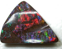 17.27 CTS BOULDER  OPAL -GLOSSY FINISH -  [SAFE10 ]