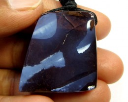 102 CTS BOULDER  ON GEMSTONE NECKLACE    PL340
