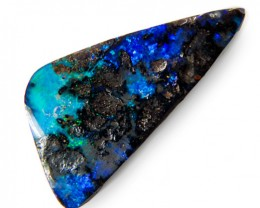 44.1 CTS BOULDER OPAL DRILLED PENDANT  STONE  SGC-827