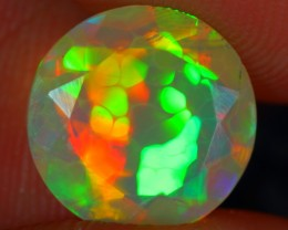 1.45Ct ~Natural HONEYCOMB CELL Welo Faceted~ Superb..!!