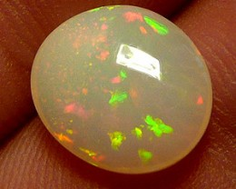 2.8ct prism pattern perfect polished Welo opal MUST SEE VID!