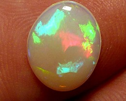 1.8ct nice pattern perfect polished Welo opal, grab it!!