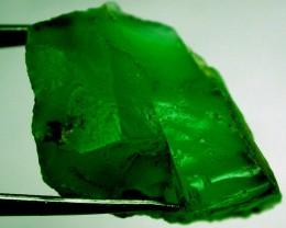 29.85 CTS A GRADE GREEN OPAL [PRASE OPAL] TANZANIA [VS5733 ]