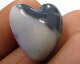 9.8 CTS HEARTS SHAPE OPAL IN POTCH    PL412