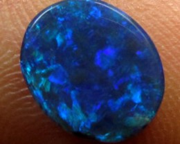 0.65 CTS BLACK OPAL  BRIGHT   PL442