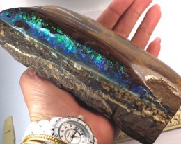 BOULDER OPAL  INVESTMENT QUALITY COLLECTOR PC  3900 CTS