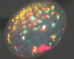 6.72ct. Wave of Rainbows Splashing Over the Top :) Honeycomb