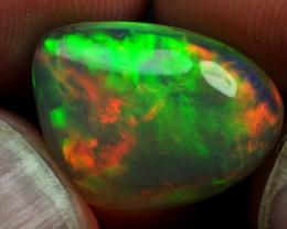 8 Carats Huge Transparent Welo ~ Great Colors