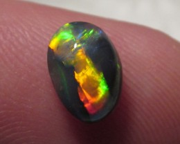 BLACK OPAL/MULTI COLOR/N1/COLLECTOR/RING STONE/1.10CT