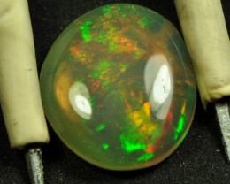 2.25ct. NATURAL BLK CRYSTAL WELO OPAL