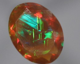 1.64ct. Faceted. WOW!!!