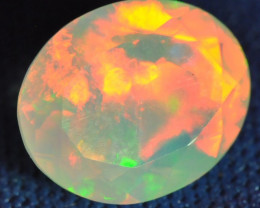 HONEYCOMB CELLED WELO FACETED OPAL 2.15CTS