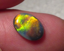 BLACK OPAL/MULTICOLOR/TOP GEM/N2/COLLECTOR/RING STONE/1.20CT
