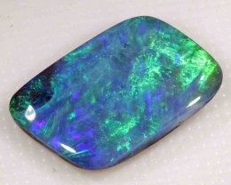FREE SHIPPING     3.35 CT  BLACK OPAL FROM LR  NICE~  FREE SHIPPING