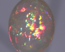 7.84ct. STUNNING Rainbow Plates of Color