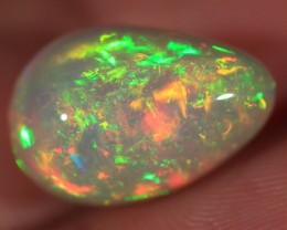 9.32CT~BRILLIANT 5/5 WELO OPAL CAB~SATURATED PLAY-OF-COLOR
