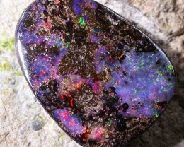 18.75 CTS QUALITY BOULDER OPAL FROM WINTON  [Q928 ]