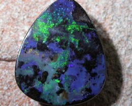 8.75 CTS QUALITY BOULDER OPAL FROM WINTON  [Q935 ]