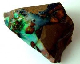 BOULDER OPAL ROUGH 57.5 CTS  DT-3693