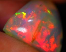 12.81Ct BROAD FLASH Ethiopian WELO Fire  Color Opal