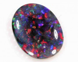 BLACK OPAL FROM LR - 0.85 CTS