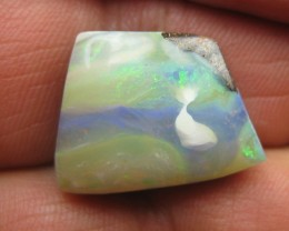 COLOURMINE OPALS>25.70.cts HIGH POLISH LOVELY BOULDER OPAL