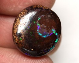14.33 cts Funky Boulder Opal with Bright Colours (RB371)