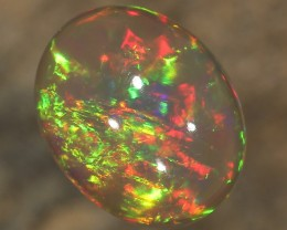 3.11ct. SHOCKING Color Saturation and Brilliance!!!