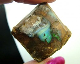 BOULDER ROUGH OPAL 14.82  CTS  DT-1510