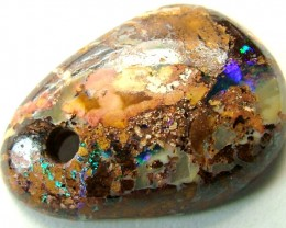 5.50  CTS YOWAH OPAL  DRILLED  NC-823