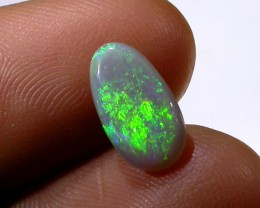 1.10 CTS LONG GREEN  OPAL    QOM 1007