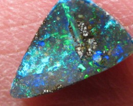 Gem Bright Boulder - Great size for a Stunning Opal Ring.