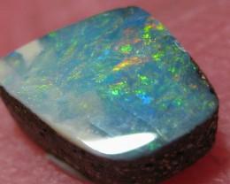 Beautiful Ring size Boulder Opal.