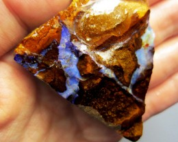 OWN PART OF BOULDER HISTORY-ROUGH OPAL MMM 459