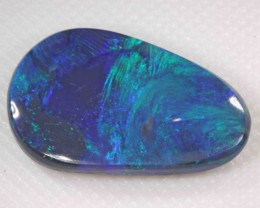 FREE SHIPPING   8.30 cts BLACK OPAL FROM LR